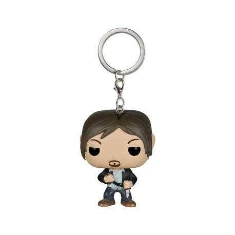 Figurine Pop Pocket Porte-clés The Walking Dead Daryl Dixon Funko Boutique Geneve Suisse