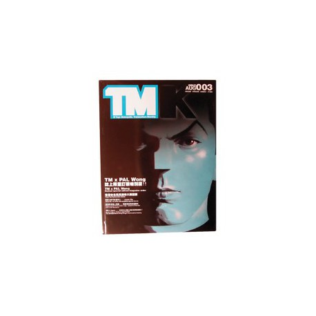 Figurine TM Magazine 003 Boutique Geneve Suisse
