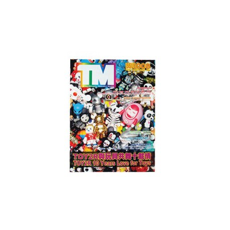 Figurine TM Magazine 008 Boutique Geneve Suisse