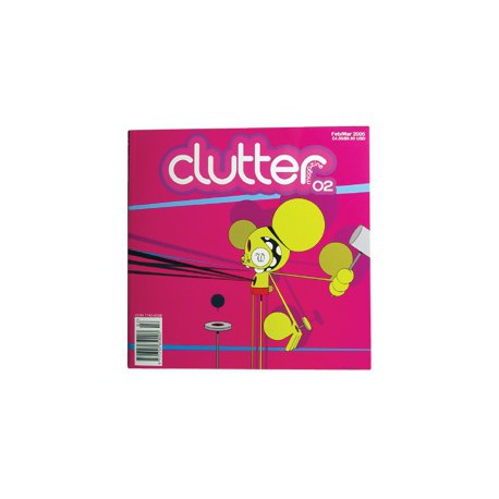 Figurine Clutter Magazine 02 Clutter Magazine Boutique Geneve Suisse