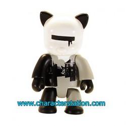 Figuren Qee 2004 von Wood White Toy2R Genf Shop Schweiz
