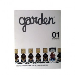 Figur Garden Magazine 01 Crazysmiles Geneva Store Switzerland