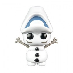 Figurine Pop Disney Frozen Upside Down Olaf Edition Limitée Funko Boutique Geneve Suisse