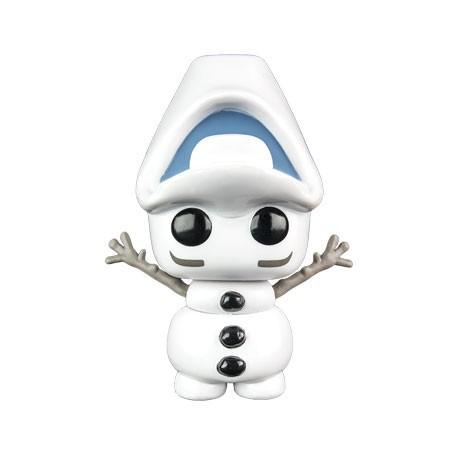 Figurine Pop Disney Frozen Upside Down Olaf Edition Limitée Funko Boutique Geneve Suisse