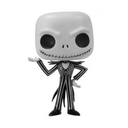 Figurine Pop Jack Skellington (Rare) Funko Boutique Geneve Suisse