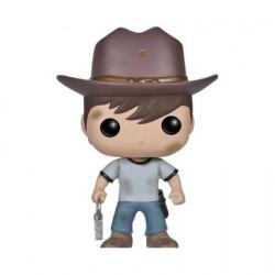 Figuren Pop The Walking Dead Carl (Vaulted) Funko Genf Shop Schweiz