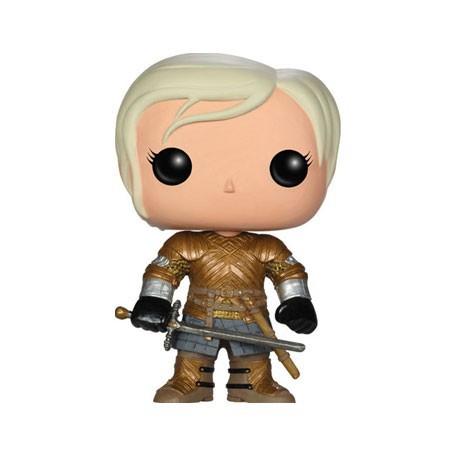 Figurine Pop Game of Thrones Brienne of Tarth (Rare) Funko Boutique Geneve Suisse
