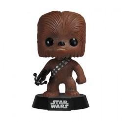 Figurine Pop Star Wars Chewbacca (Rare) Funko Figurines Pop! Geneve