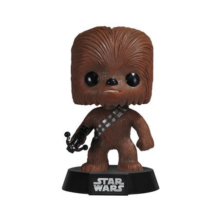 Figur Pop! Star Wars Chewbacca (Rare) Funko Funko Pop! Geneva