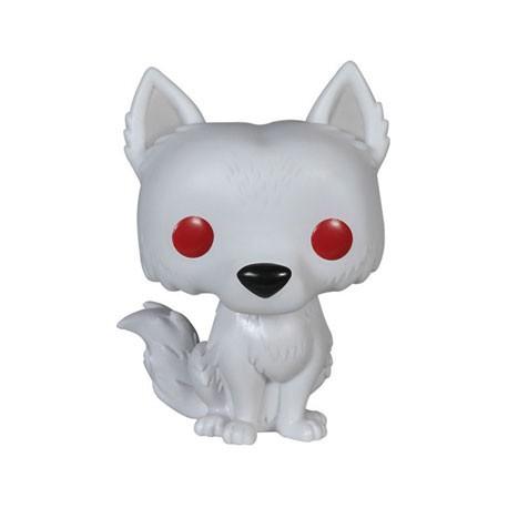 Figur Pop! Game of Thrones Ghost (Rare) Funko Geneva Store Switzerland