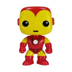 Pop! Marvel Bobble Iron Man