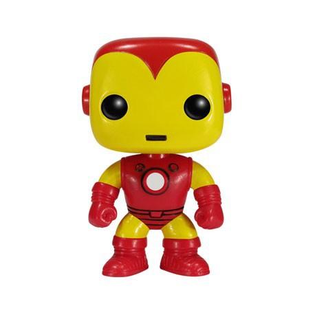 Figur Pop! Marvel Bobble Iron Man Funko Funko Pop! Geneva