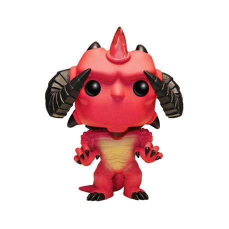 Figuren BESCHÄDIGTE BOX Pop Video Spiele Blizzard Diablo (Selten) Funko Genf Shop Schweiz
