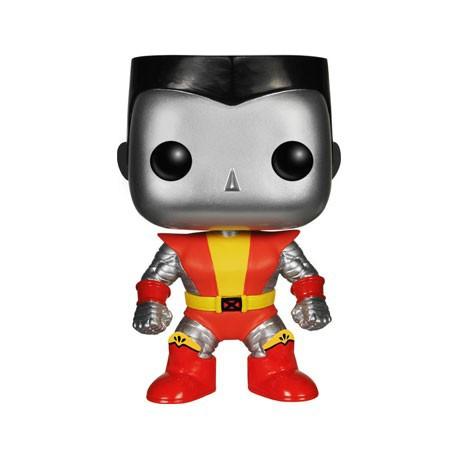Figurine Pop Marvel Classic X-Men Colossus (Vaulted) Funko Boutique Geneve Suisse