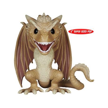 Figurine Pop 15 cm Game Of Thrones Viserion Funko Boutique Geneve Suisse