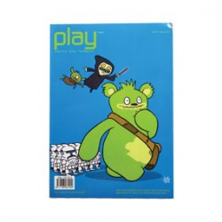 Figurine Play Times volume 01 issue 05 Play Imaginative Boutique Geneve Suisse
