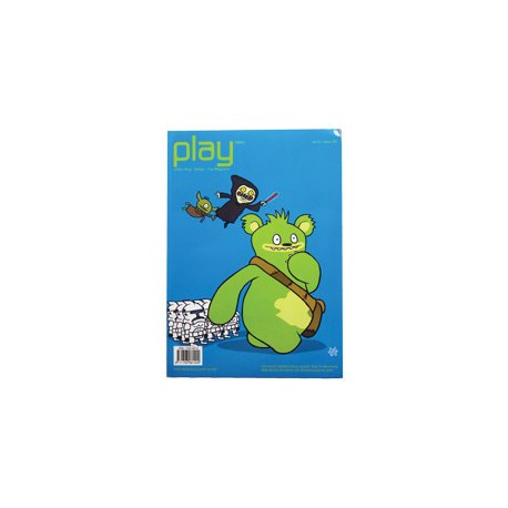 Figur Play Times volume 01 issue 05 Play Imaginative Books - Prints Geneva