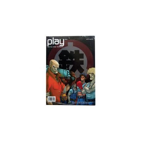 Figuren Play Times volume 01 issue 07 Play Imaginative Genf Shop Schweiz
