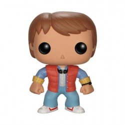 Pop Back to the Future Marty McFly (Rare)