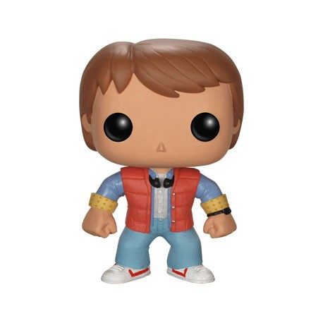 Figur Pop! Back to the Future Marty McFly Funko Preorder Geneva