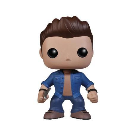 Figurine Pop Supernatural Dean (Rare) Funko Boutique Geneve Suisse
