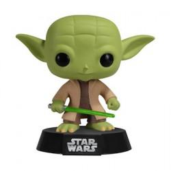 Figuren Pop Star Wars Yoda (Rare) Funko Genf Shop Schweiz
