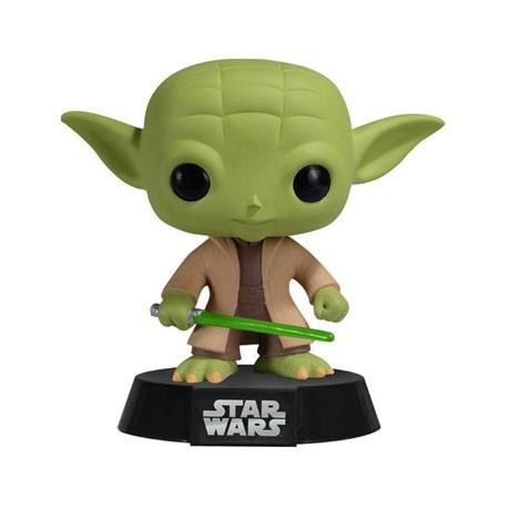 Figuren Pop Star Wars Yoda (Selten) Funko Genf Shop Schweiz