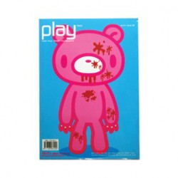 Figurine Play Times volume 01 issue 08 Play Imaginative Boutique Geneve Suisse