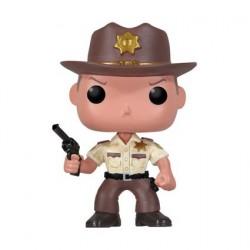 Figuren Pop TV The Walking Dead Rick Grimes (Vaulted) Funko Genf Shop Schweiz