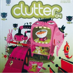 Figurine Clutter Magazine 04 Clutter Magazine Boutique Geneve Suisse