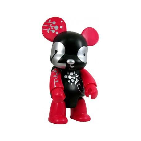 Figur Qee Kingston Bear Red Toy2R Geneva Store Switzerland