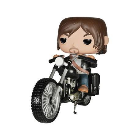 Figur Pop Rides The Walking Dead - Daryl Chopper Funko Funko Pop! Geneva
