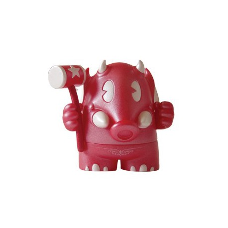 Figurine Skumbo Red Cutty par Tristan Eaton Grandes figurines Geneve