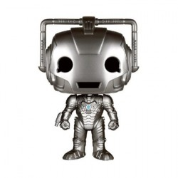 Pop Dr. Who Cyberman (Vauted)