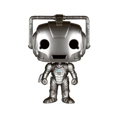Figur Pop Dr. Who Cyberman (Vauted) Funko Geneva Store Switzerland