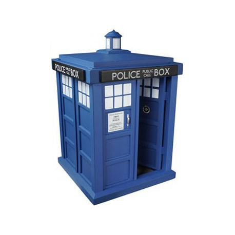 Figurine Pop 15 cm Dr. Who Tardis Funko Boutique Geneve Suisse