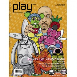 Figur Play Times volume 02 issue 06 Play Imaginative Geneva Store Switzerland
