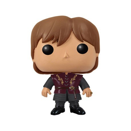 Figurine Pop Game of Thrones Tyrion Funko Figurines Pop! Geneve