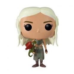 Figurine Pop Game of Thrones Daenerys Targaryen Funko Boutique Geneve Suisse