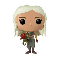 Figurine Pop Game of Thrones Daenerys Targaryen (Rare) Funko Boutique Geneve Suisse