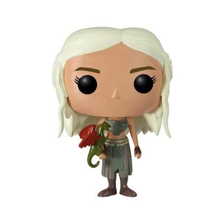 Figuren Pop TV Game of Thrones Daenerys Targaryen (Selten) Funko Genf Shop Schweiz