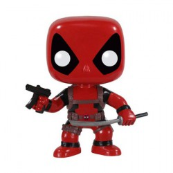 Figuren Pop Marvel Deadpool Vinyl (Rare) Figuren Pop! Genf