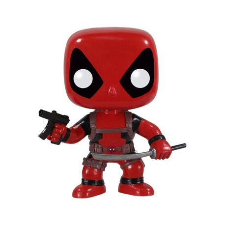 Figur Pop! Marvel Deadpool (Rare) Funko Pop! Geneva