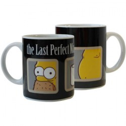 Simpsons Tasse The Last Perfect Man