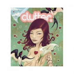Figurine Clutter Magazine 12 Clutter Magazine Boutique Geneve Suisse