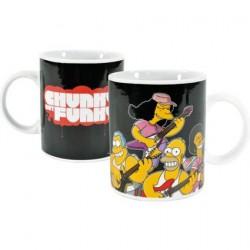 Simpsons Mug Chunky Funky