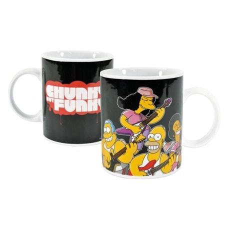 Figur Simpsons Mug Chunky Funky Animation Geneva