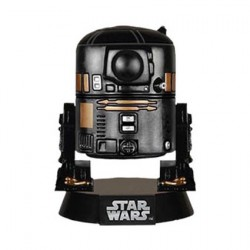 Figurine Pop! TV: Star Wars - R2-Q5 Convention Special Funko Boutique Geneve Suisse