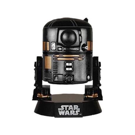 Figur Pop! TV: Star Wars - R2-Q5 Convention Special Funko Geneva Store Switzerland
