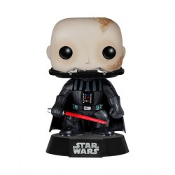 Pop Movies Star Wars Unmasked Vader